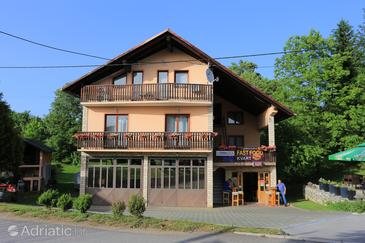 Donje Taborište, Plitvice, Property 17486 - Apartments and Rooms in Croatia.
