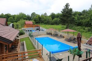 Apartmány a pokoje s bazénem Grabovac (Plitvice) - 17514