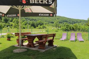 Комнаты с частной парковкой Езерце - Jezerce (Плитвице - Plitvice) - 17530