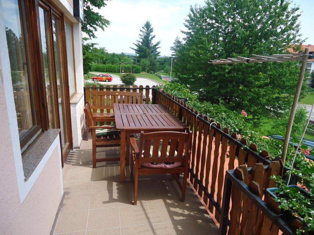 Ferienwohnung im Ort Grabovac (Plitvice), Kapazit&