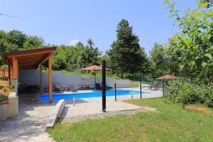 Apartments and rooms with a swimming pool Grabovac (Plitvice) - 17531