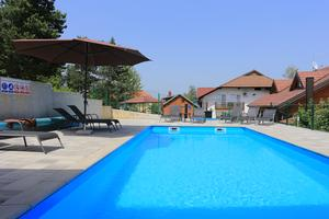 Family friendly apartments with a swimming pool Grabovac, Plitvice - 17532