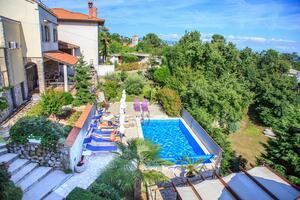 Appartements avec piscine pour les familles avec enfants Matulji (Opatija) - 17534