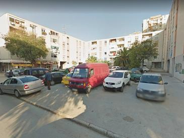 Zadar, Zadar, Property 17538 - Apartments with pebble beach.