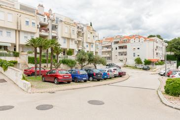 Split, Split, Objekt 17539 - Apartmani sa šljunčanom plažom.