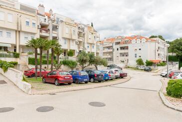 Split, Split, Hébergement 17539 - Appartement avec une plage de galets.