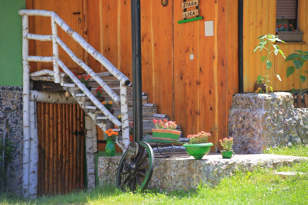 Ferienwohnung im Ort Peruai (Velebit), Kapazität 4+2 (2631071), Perusic, , Kvarner, Kroatien, Bild 35