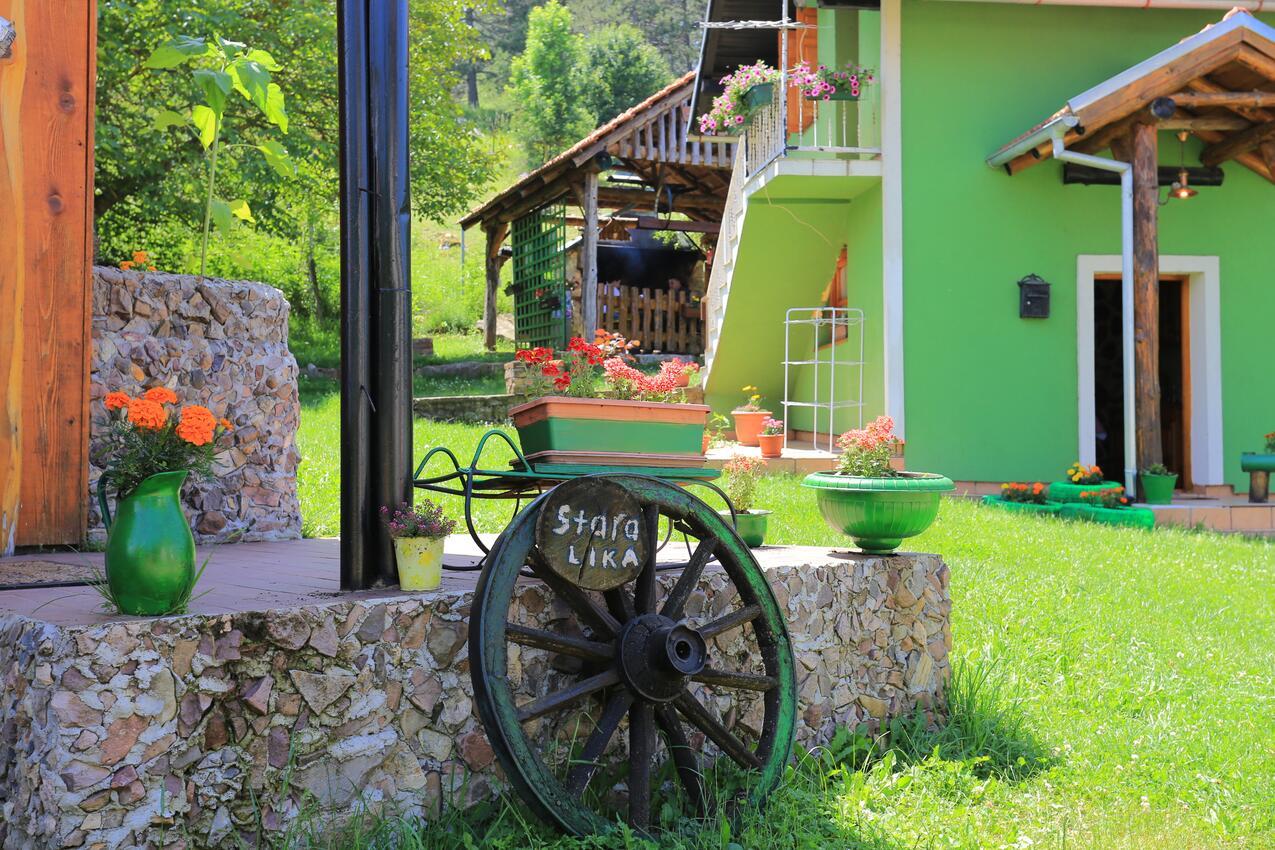 Ferienwohnung im Ort Peruai (Velebit), Kapazität 4+2 (2631071), Perusic, , Kvarner, Kroatien, Bild 18