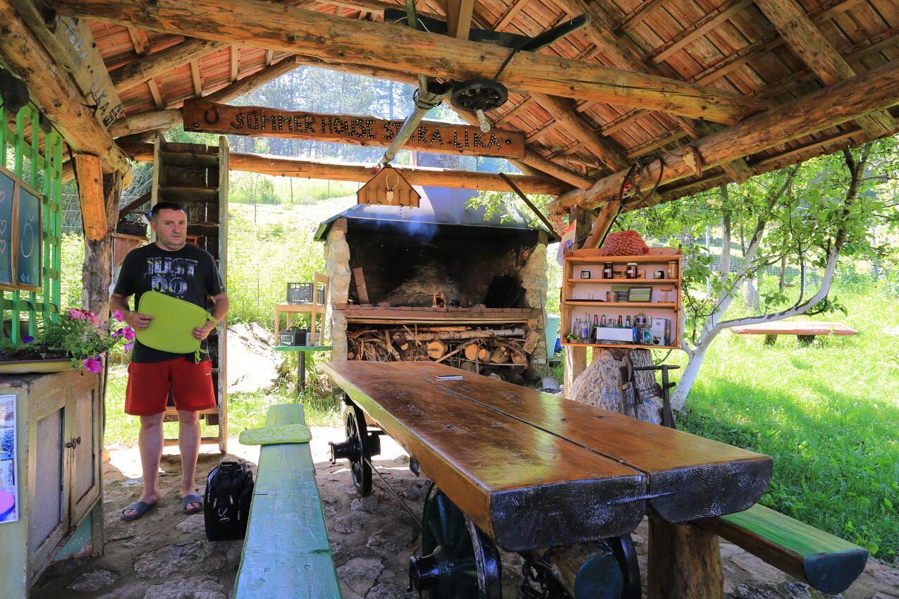 Ferienwohnung im Ort Peruai (Velebit), Kapazität 4+2 (2631071), Perusic, , Kvarner, Kroatien, Bild 20