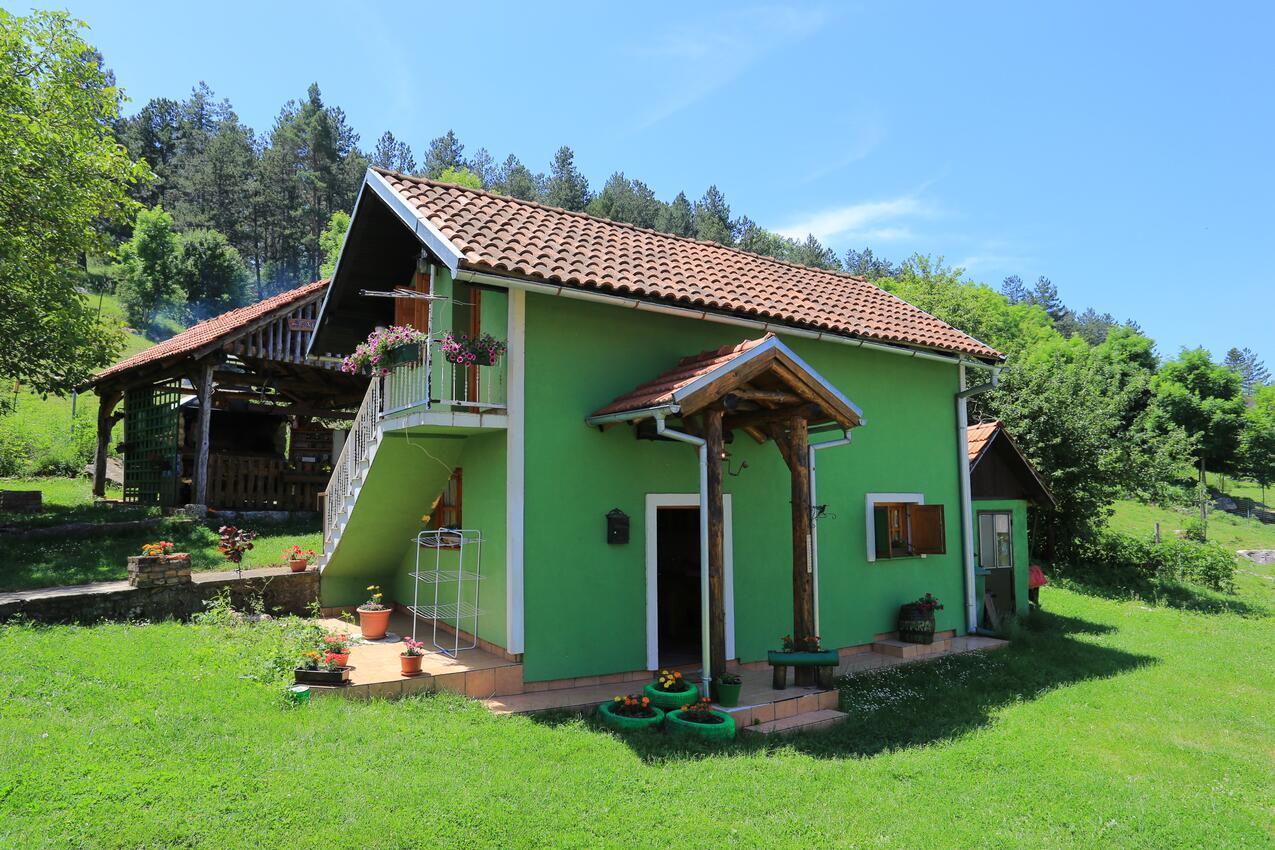 Ferienwohnung im Ort Peruai (Velebit), Kapazität 4+2 (2631071), Perusic, , Kvarner, Kroatien, Bild 14