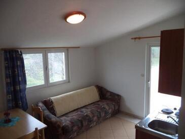 Dobropoljana, Camera di soggiorno nell'alloggi del tipo apartment, WiFi.