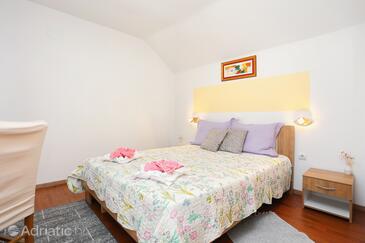 Vrhovine, Ložnice v ubytování typu room, WiFi.