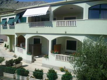 Duće, Omiš, Property 17561 - Apartments near sea with sandy beach.