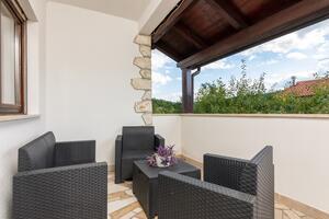 Apartmány s parkovištěm Buzet, Vnitrozemí Istrie - Središnja Istra - 17562