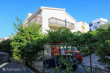 Podstrana, Split, Objekt 17586 - Apartmani sa šljunčanom plažom.