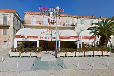 Vela Luka, Korčula, Property 17641 - Apartments near sea with pebble beach.