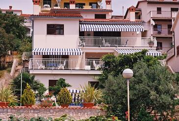 Rabac, Labin, Property 17655 - Apartments with pebble beach.