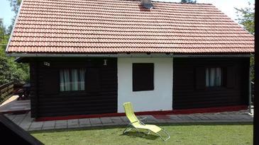 Čatrnja, Plitvice, Objekt 17664 - Počitniška hiša na Hrvaškem.