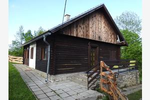 Family friendly house with a parking space Čatrnja (Plitvice) - 17664