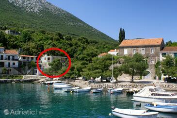 Crkvice, Pelješac, Objekt 17667 - Ubytování v blízkosti moře s oblázkovou pláží.