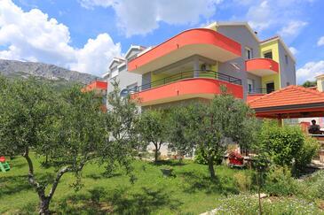 Solin, Split, Objekt 17669 - Apartmaji s prodnato plažo.