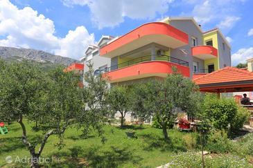 Solin, Split, Objekt 17669 - Apartmani sa šljunčanom plažom.