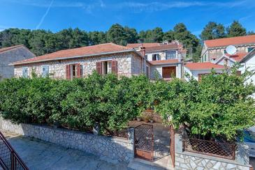 Svirče, Hvar, Property 17682 - Vacation Rentals with pebble beach.
