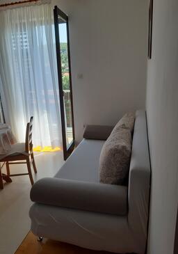 Tisno, Nappali szállásegység típusa apartment, légkondicionálás elérhető és WiFi .