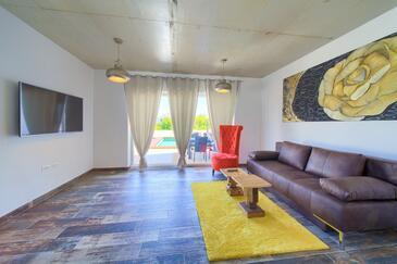 Vrh, Гостиная в размещении типа house, доступный кондиционер, Домашние животные допускаются и WiFi.