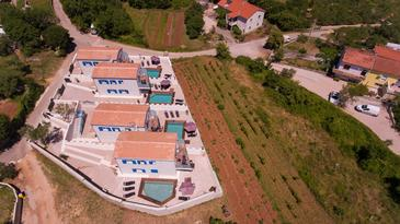 Vrh, Krk, Property 17760 - Vacation Rentals with pebble beach.