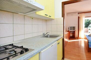 Ivan Dolac, Kuchyně v ubytování typu studio-apartment, WiFi.