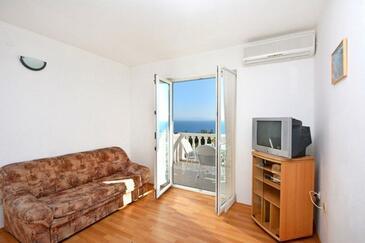 Ivan Dolac, Nappali szállásegység típusa studio-apartment, légkondicionálás elérhető és WiFi .