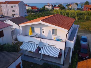 Nin, Zadar, Объект 17784 - Апартаменты с песчаным пляжем.