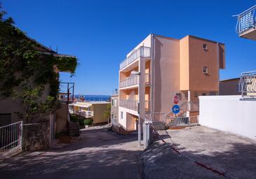 Baška Voda, Makarska, Объект 17786 - Апартаменты вблизи моря с галечным пляжем.