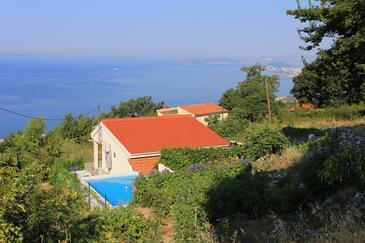 Podstrana, Split, Objekt 17804 - Ubytování s oblázkovou pláží.
