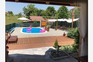 Family friendly apartments with a swimming pool Oštarski Stanovi, Plitvice - 17806