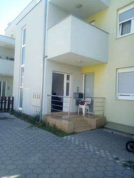 Zadar, Zadar, Property 17813 - Apartments with pebble beach.
