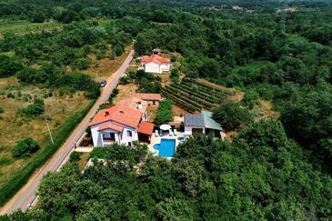 Marići, Labin, Property 17820 - Vacation Rentals with pebble beach.