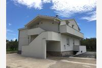 Apartmány s parkovištěm Bibinje (Zadar) - 17855