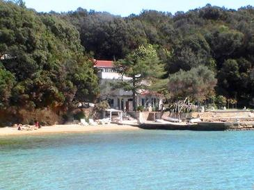 Supetarska Draga - Gonar, Rab, Property 17860 - Apartments near sea with sandy beach.