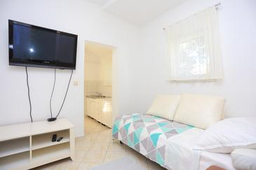Ražanj, Living room in the apartment, (pet friendly) and WiFi.