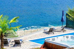 Seaside luxury villa with a swimming pool Korčula - 17882