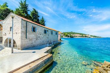 Korčula, Korčula, Object 17882 - Vakantiehuis by the sea.
