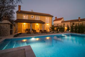 Luxury villa with a swimming pool Garica, Krk - 17893