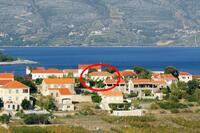 Апартаменты с парковкой Lumbarda (Korčula) - 179