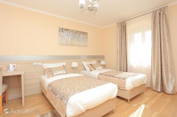 Kaštel Novi, Schlafzimmer in folgender Unterkunftsart room, Klimaanlage vorhanden und WiFi.