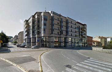 Pula, Pula, Объект 17913 - Апартаменты с галечным пляжем.