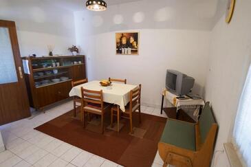 Seline, Столовая в размещении типа apartment, Домашние животные допускаются и WiFi.