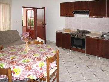 Kukljica, Кухня в размещении типа apartment, WiFi.