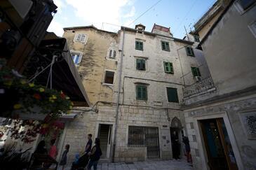 Split, Split, Объект 17934 - Апартаменты и комнаты вблизи моря с песчаным пляжем.